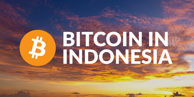 Bitcoin in Indonesia