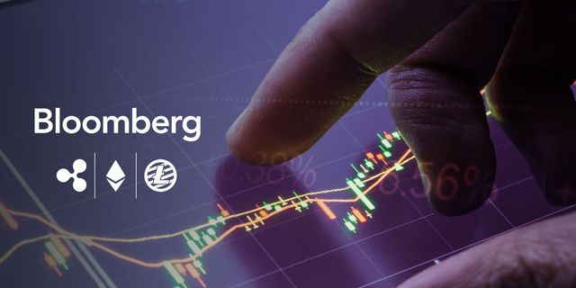 Bloomberg e cryptocurrencies