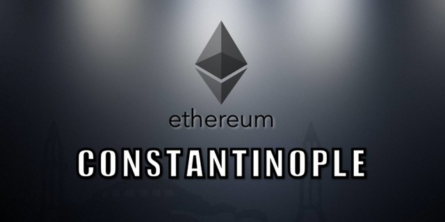 Ethereum - Constantinople hard fork