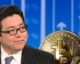 Thomas Lee e Bitcoin