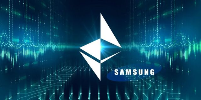 Samsung virtual currency