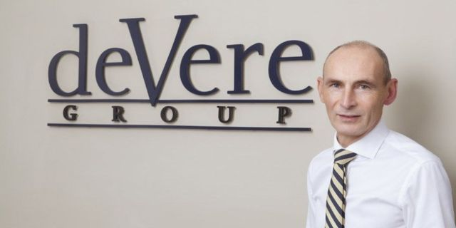 Nigel Green di deVere Group