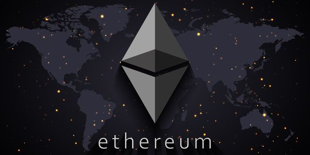 Ethereum virtual currency
