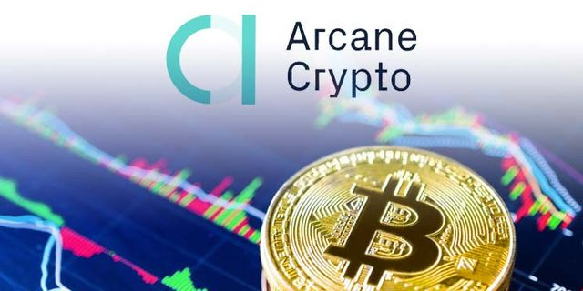Arcane Research - crypto currencies