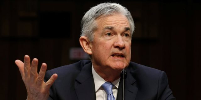 Federal Reserve Chaiman - Jerome Powell