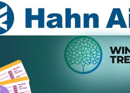 Hahn Air e Winding Tree