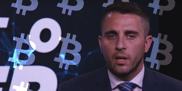 Anthony Pompliano e Bitcoin