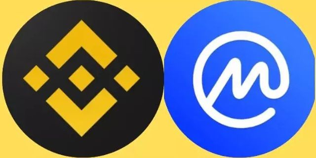 Binance acquisisce CoinMarketCap