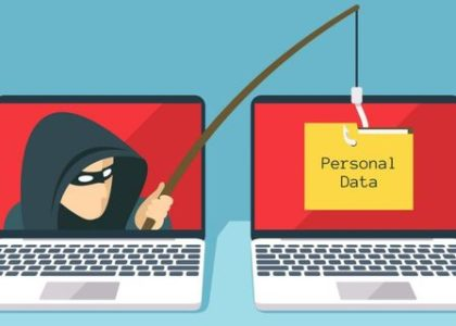 hacker e phishing