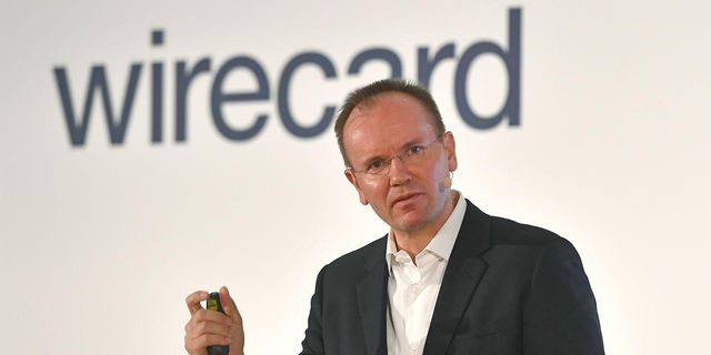 Wirecard CEO - Markus Braun