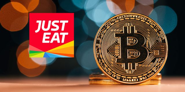Just Eat e Bitcoin